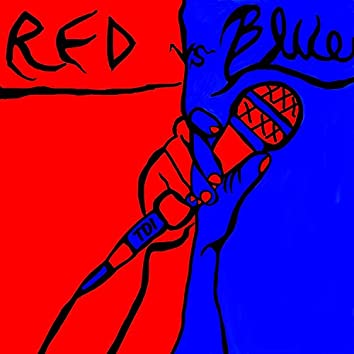 Red Vs. Blue (feat. Max Dziewit)