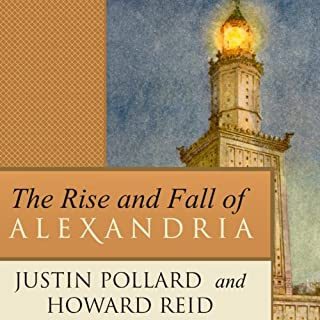 The Rise and Fall of Alexandria audiobook cover art