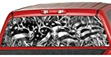 MotorINK American Flag Buck Skull Tallgrass...