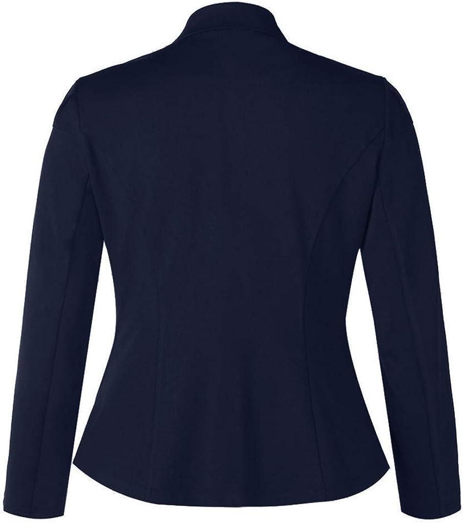 Plus Size Vintage Coats Women Longline Coat Double Breasted Flare Windbreaker