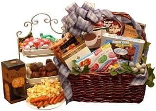 Organic Stores Gift Baskets Simply Sugar Free Gift Basket