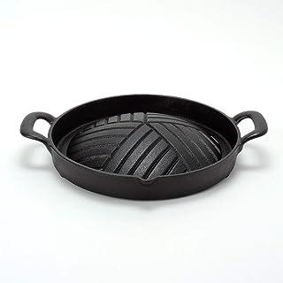 南部鉄器 鉄鍋 ジンギスカン鍋 大 内径270mm C07-14