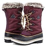 ALEADER Warm Winter Snow Boots