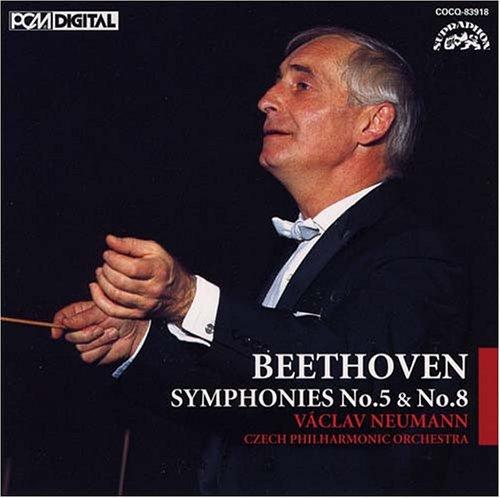 ベートーヴェン:交響曲第5番&第8番