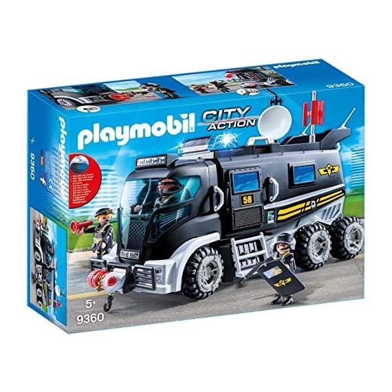 PLAYMOBIL-Tactical-Unit-Truck