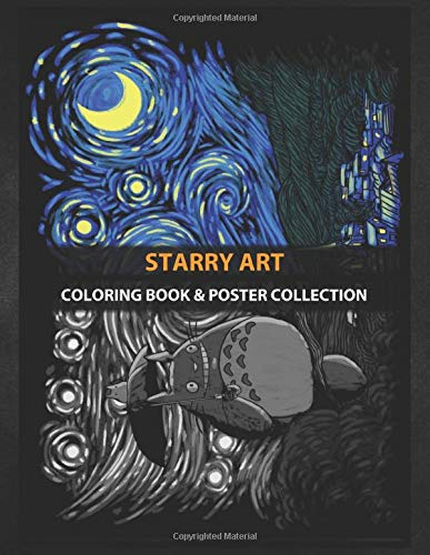 Coloring Book & Poster Collection:...