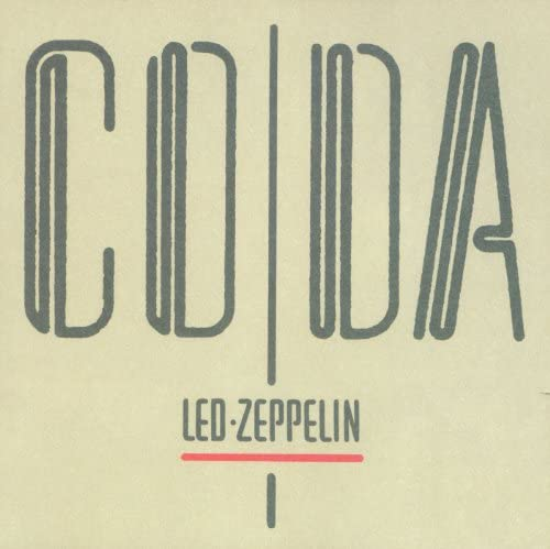 Coda Remastered Original Vinyl product image
