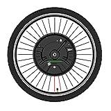 """Kit de conversión de rueda delantera Kit de conversión de bicicleta eléctrica de 26 pulgadas La batería 3.0 se puede alimentar Aplicación de carga de producto USB velocidad controlable 36v 350w,29"""""""