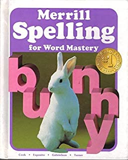 Merrill Spelling for Word Mastery (Grade 2)