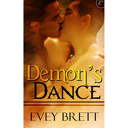 Demon's Dance audiobook cover art