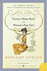 Carney's House Party/Winona's Pony Cart: Two Deep Valley Books Kindle Edition