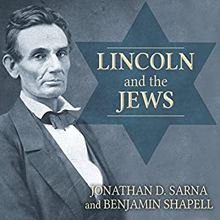 Lincoln and the Jews cover art