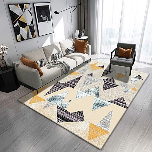 CCBAO Verdickter Bedruckter Rutschfester Wasserdichter Teppich Geeignet Für Zuhause Hotel Einkaufszentrum Langlebige Und Reißfeste Haustiermatte