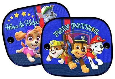 Paw Patrol PASAA010 PASAA010-Parasol (2 Unidades), Azul de Kaufmann Neuheiten GmbH