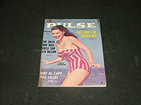 Pulse Feb 1955 Sex Quiz For Grown Ups, Greek Owes 20M