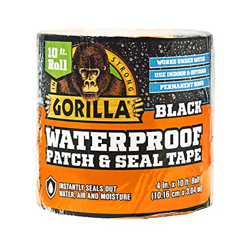 Gorilla Waterproof Patch \& Seal Tape 4\
