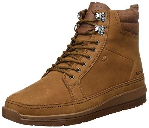 Boxfresh Herren LOADHA Chukka Boots, Braun, 41 EU