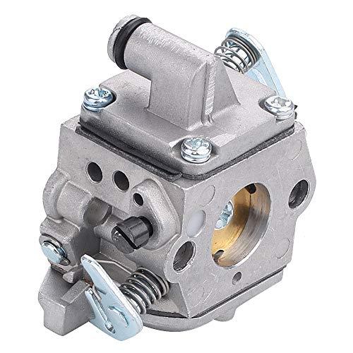 Savior MS170 Carburetor with Fuel Oil Filter Fuel Oil Line Spark Plug Air Filter for Sthil MS 170 Carburetor MS180 017 018 MS170C MS180C Carb Zama C1Q-S57A C1Q-S57B Chainsaw 1130-120-0603
