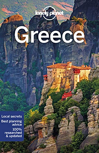 GREECE 14 LONELY PLANET (Travel Guide)