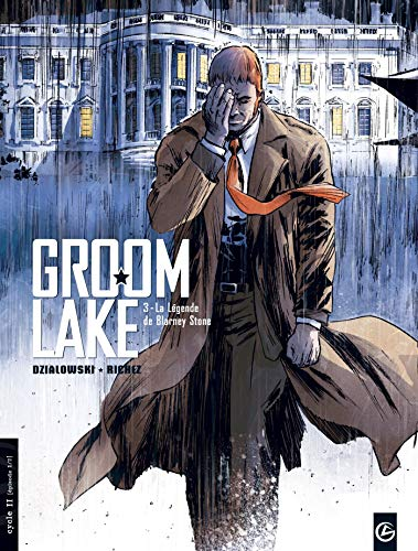 Groom Lake - volume 3 - La légende de Blarney