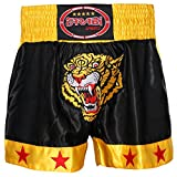 Muay Thai Kick Boxing Short Tiger (Medium)