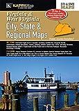Virginia & West Virginia City, State, & Regional Maps