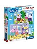 Clementoni- Peppa Pig Puzzle Infantil, Multicolor (24778)