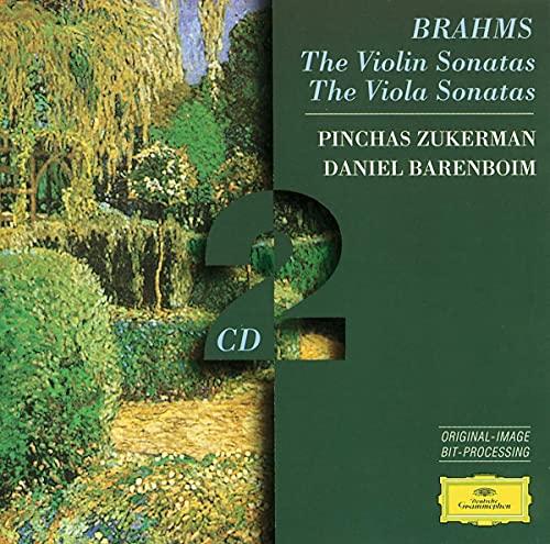 Die Violin- und Violasonaten