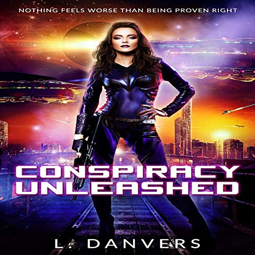 Conspiracy Unleashed audiobook cover art
