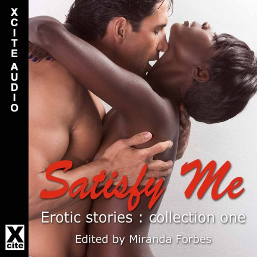 Satisfy Me: Erotic Stories Collection One audiobook cover art