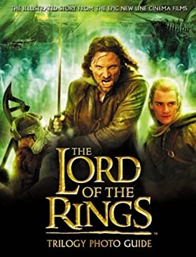 The Lord of the Rings Trilogy Photo Guide by J. R. Tolkien (2004-11-01)