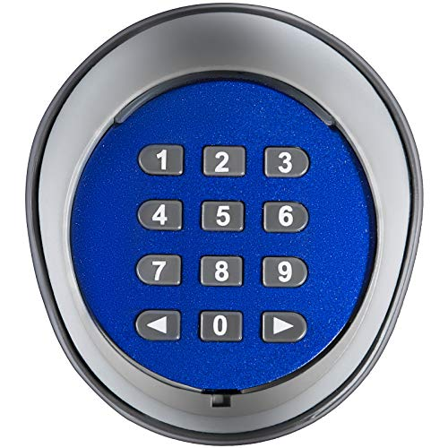 OrangeA Wireless Keypad 656 ft Outdoors Gate Opener Accessories 115 ft Indoors Compatible with Automatic Gate Opener Waterproof for Sliding Opener