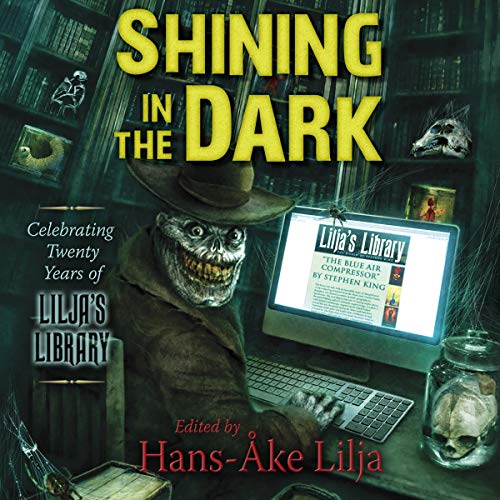 Shining in the Dark audiobook cover art