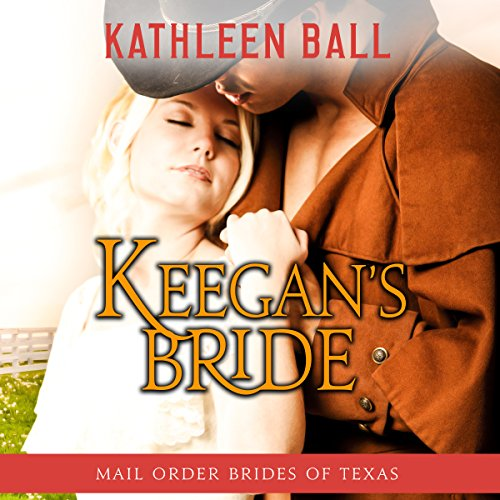 Keegan's Bride audiobook cover art
