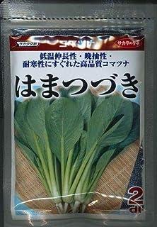 サカタのタネ 野菜の種 小松菜 はまつづき 2dl