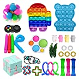 Sensory Fidget Toys Set, Fidget Toys Pack, Günstig Fidget Toy Set, Anti-Stress Fidget Toy Set,...