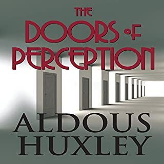 The Doors of Perception audiobook cover art