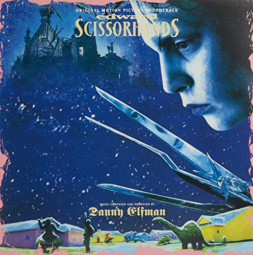 Edward Scissorhands (Original Motion Picture Soundtrack) [LP]