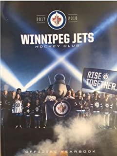 2017-2018 Jets Official Yearbook Hockey Club