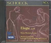 Schoeck: Elegie Op.36
