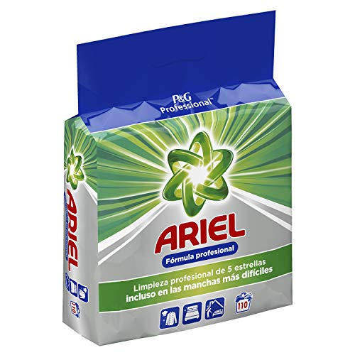 Ariel Professional Regular Detergente En Polvo 7kg 110