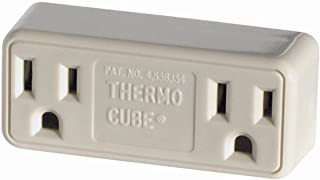 Farm Innovators TC-2 Cold Weather Thermo Cube Thermostatically Controlled Outlet –..