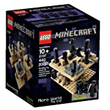 Lego Minecraft Microworld 21107 - The End / Das Ende [UK Import] - LEGO