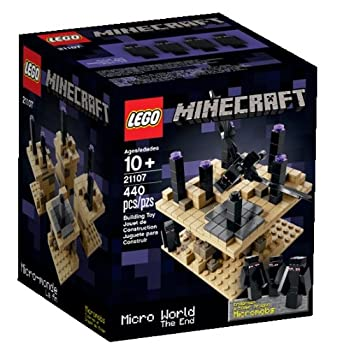 Best lego minecraft micro world the end Reviews