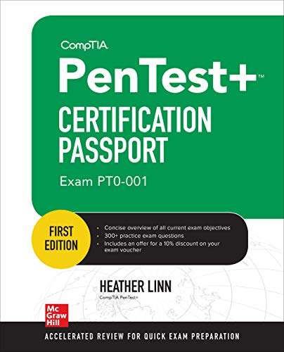 CompTIA PenTest+ Certification Passport (Exam PT0-001)