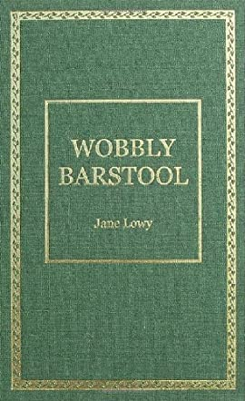 Wobbly Barstool