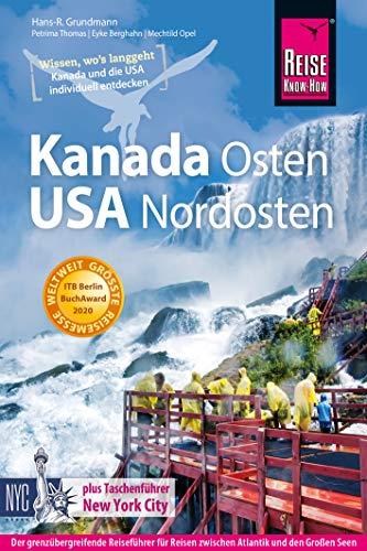 Reise Know-How Reiseführer Kanada Osten / USA Nordosten