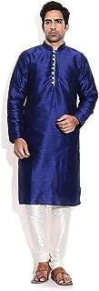 Larwa Men's Festive, Wedding Kurta Pyjama Set Special for Diwali