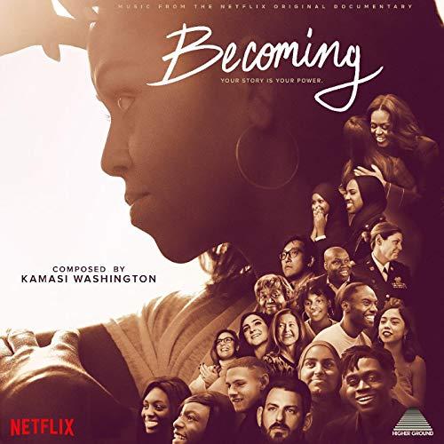 Album Art for Becoming (Music from the Netflix Original Documentary) by Kamasi Washington