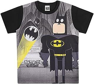 Camiseta com estampa do Batman, Menino, ReiRex